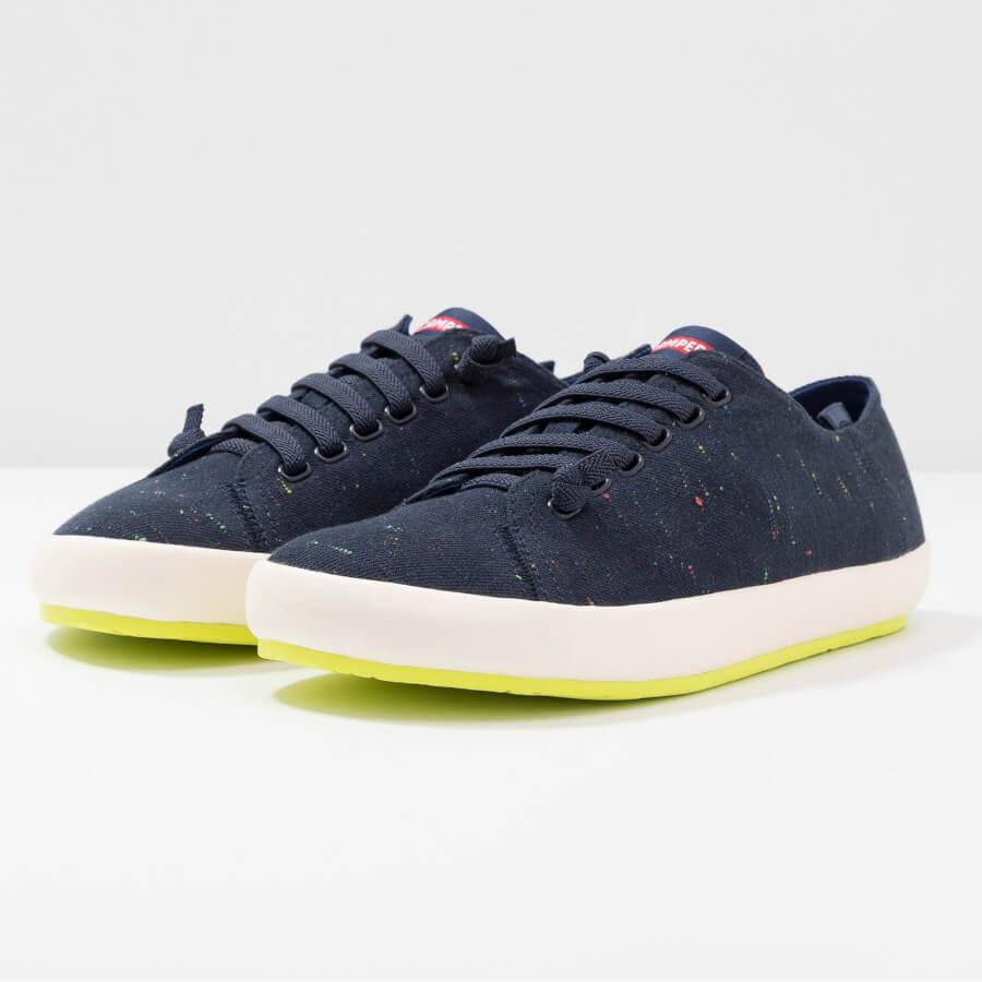 Sneakersy Camper Peu Rambla Czarne